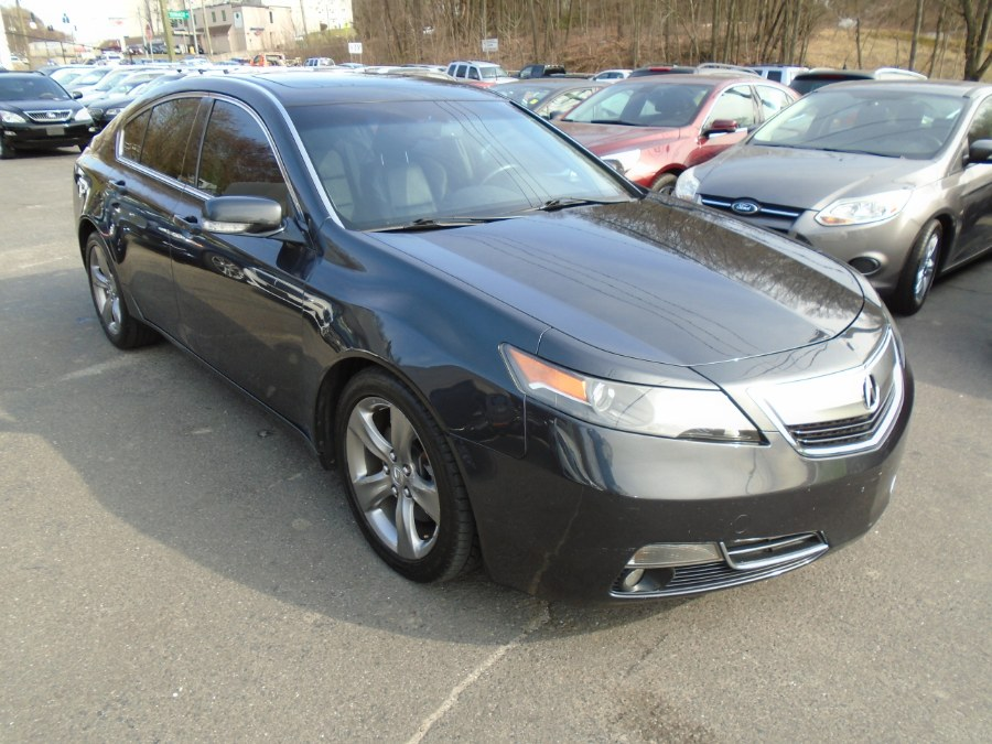 Used Acura TL 4dr Sdn Auto SH-AWD 2012 | Jim Juliani Motors. Waterbury, Connecticut