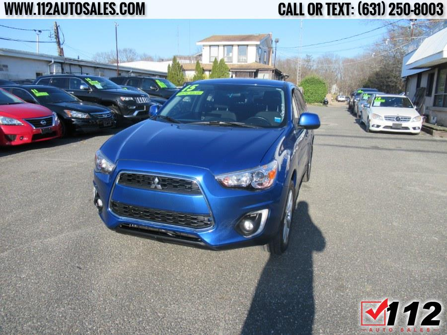 Used Mitsubishi Outlander Sport 2WD 4dr CVT SE 2015 | 112 Auto Sales. Patchogue, New York