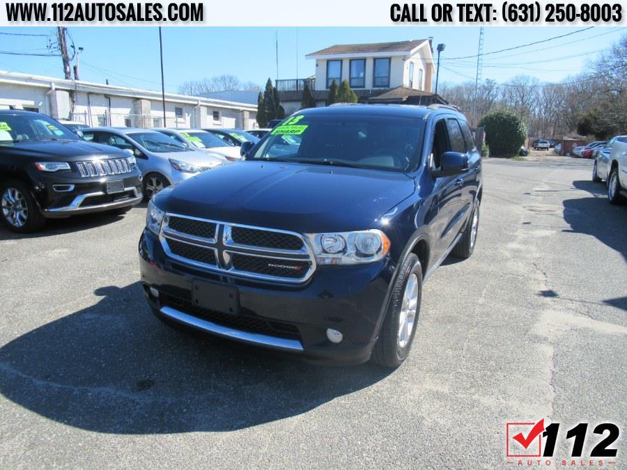 Used Dodge Durango AWD 4dr SXT 2013 | 112 Auto Sales. Patchogue, New York