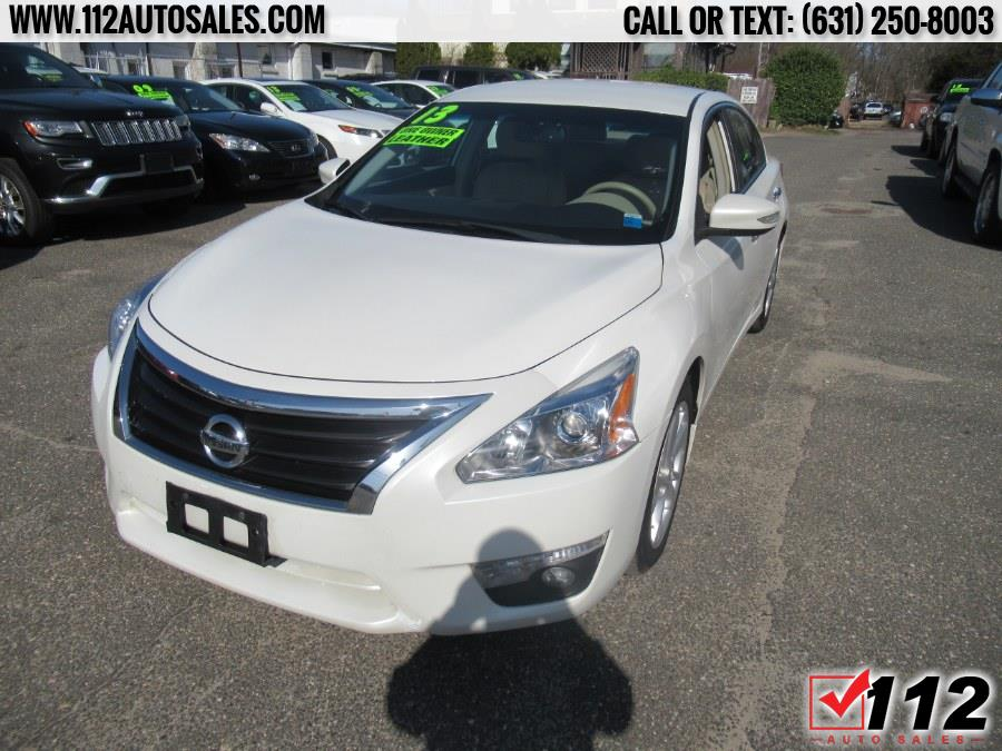 Used Nissan Altima 4dr Sdn I4 2.5 S 2013 | 112 Auto Sales. Patchogue, New York