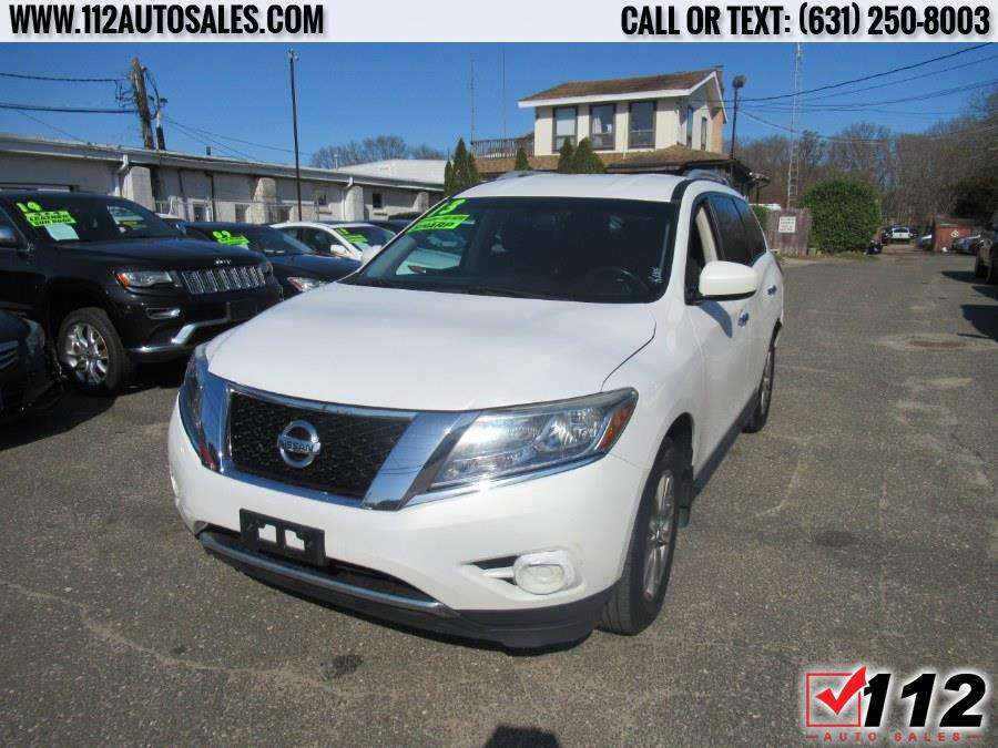 Used Nissan Pathfinder 4WD 4dr SL 2013 | 112 Auto Sales. Patchogue, New York