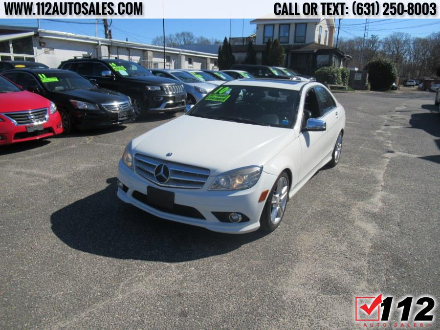 Used Mercedes-Benz C-Class 4dr Sdn C 300 Luxury 4MATIC 2010   112 Auto Sales. Patchogue, New York