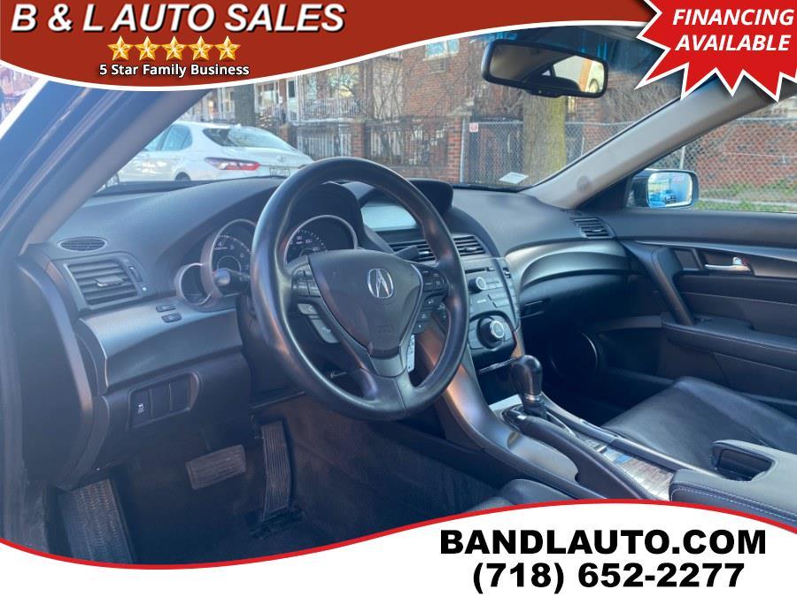 Used Acura TL 4dr Sdn Auto SH-AWD 2012   B & L Auto Sales LLC. Bronx, New York