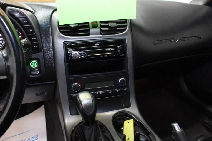 Used Chevrolet Corvette 2dr Cpe 2006 | New England Auto Sales LLC. Plainville, Connecticut