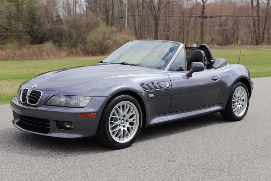 Used 2000 BMW Z3 in North Salem, New York | Meccanic Shop North Inc. North Salem, New York