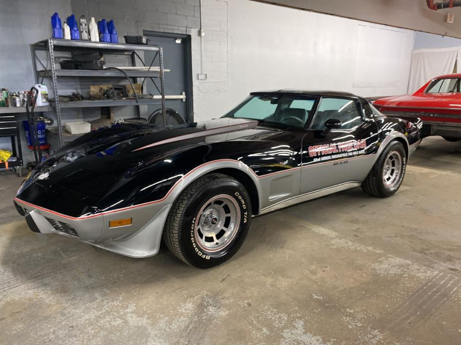 Used Chevrolet Corvette Pace Car Pace car 1978 | Tony's Auto Sales. Waterbury, Connecticut