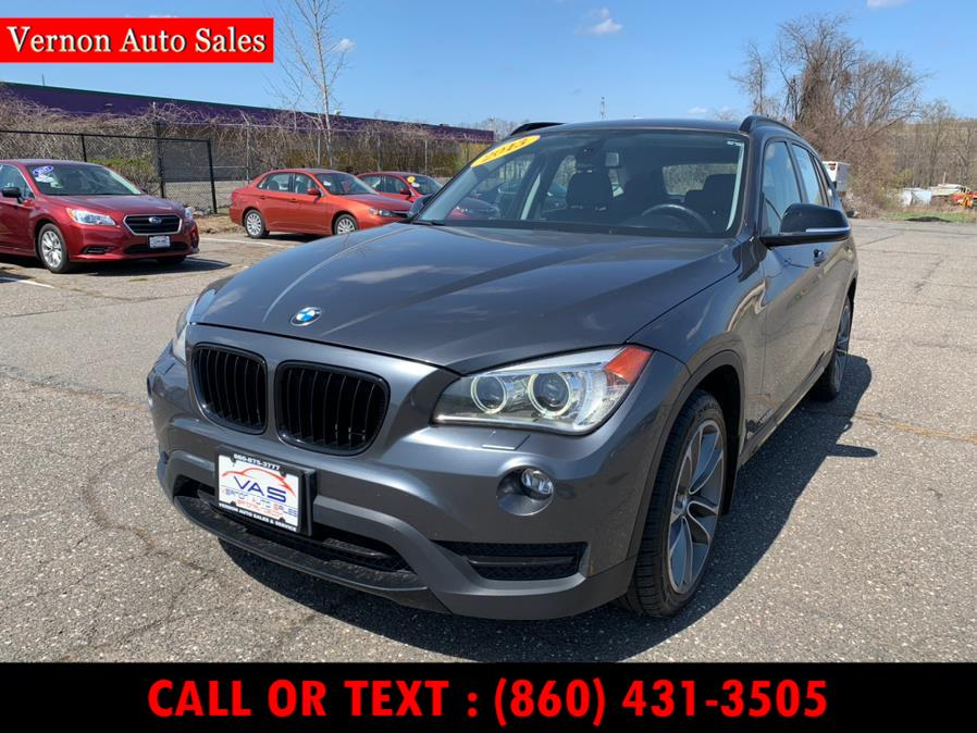 Used 2013 BMW X1 in Manchester, Connecticut | Vernon Auto Sale & Service. Manchester, Connecticut