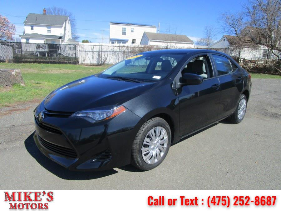Used 2018 Toyota Corolla in Stratford, Connecticut | Mike's Motors LLC. Stratford, Connecticut
