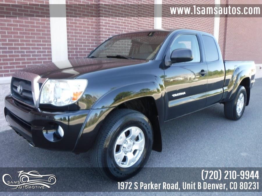 "Used Toyota Tacoma Access 128"" V6 Auto 4WD 2006 | Sam's Automotive. Denver, Colorado"