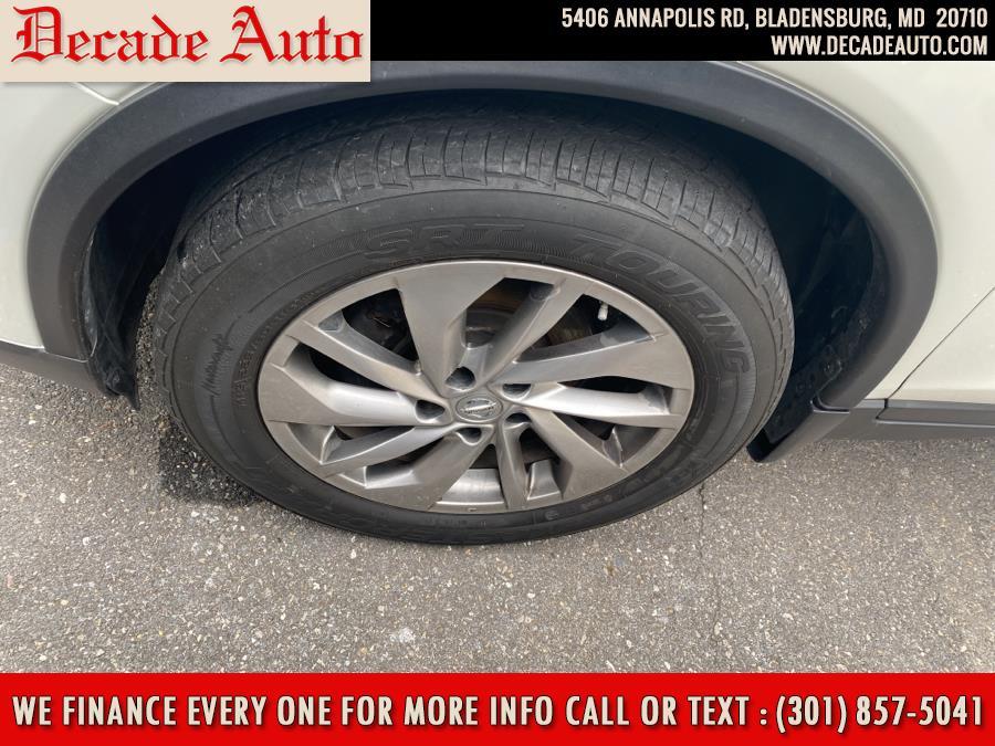 Used Nissan Rogue AWD 4dr S 2014 | Decade Auto. Bladensburg, Maryland