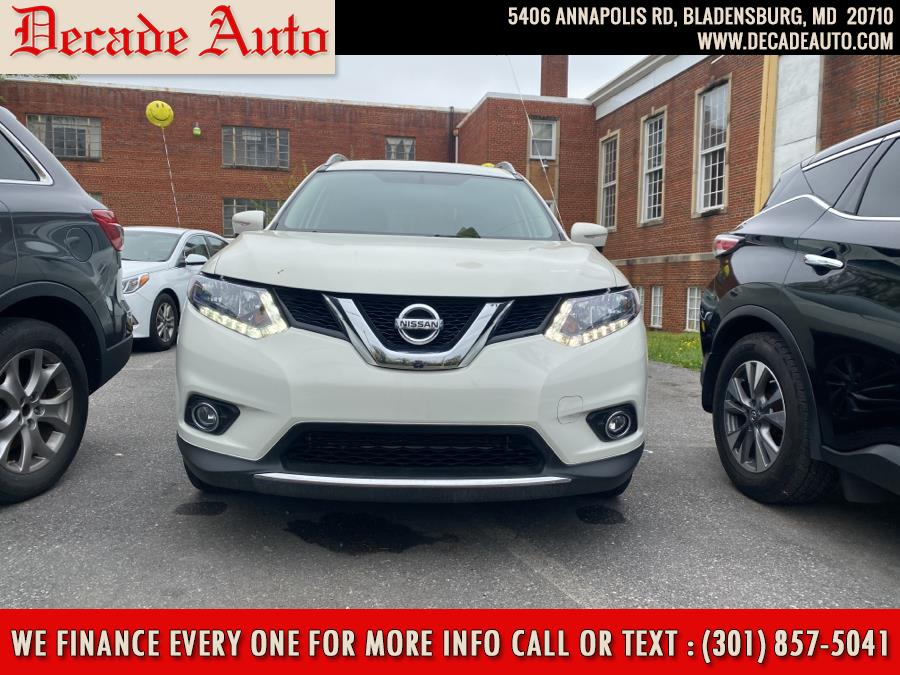 Used 2014 Nissan Rogue in Bladensburg, Maryland | Decade Auto. Bladensburg, Maryland