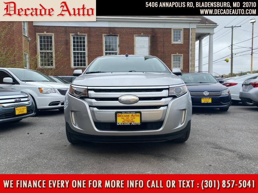 Used 2013 Ford Edge in Bladensburg, Maryland | Decade Auto. Bladensburg, Maryland