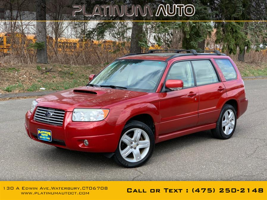 Used 2007 Subaru Forester in Waterbury, Connecticut | Platinum Auto Care. Waterbury, Connecticut
