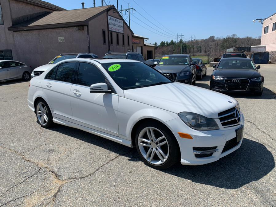 Used 2014 Mercedes-Benz C-Class in Methuen, Massachusetts | Danny's Auto Sales. Methuen, Massachusetts