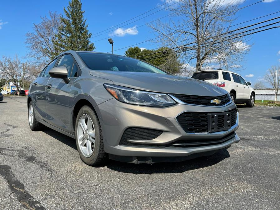 Used 2017 Chevrolet Cruze in Merrimack, New Hampshire | Merrimack Autosport. Merrimack, New Hampshire