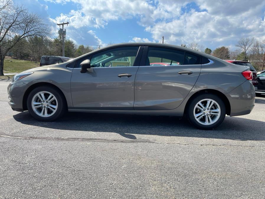 Used Chevrolet Cruze 4dr Sdn 1.4L LT w/1SD 2017 | Merrimack Autosport. Merrimack, New Hampshire