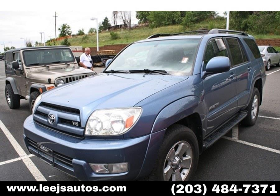 Used 2005 Toyota 4Runner in North Branford, Connecticut | LeeJ's Auto Sales & Service. North Branford, Connecticut
