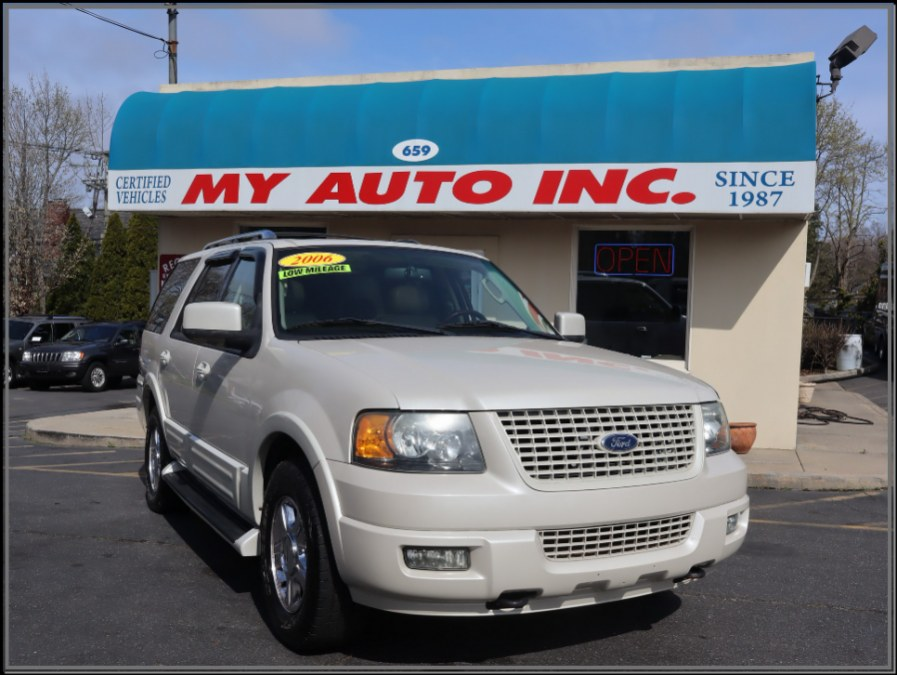Used 2006 Ford Expedition in Huntington Station, New York | My Auto Inc.. Huntington Station, New York