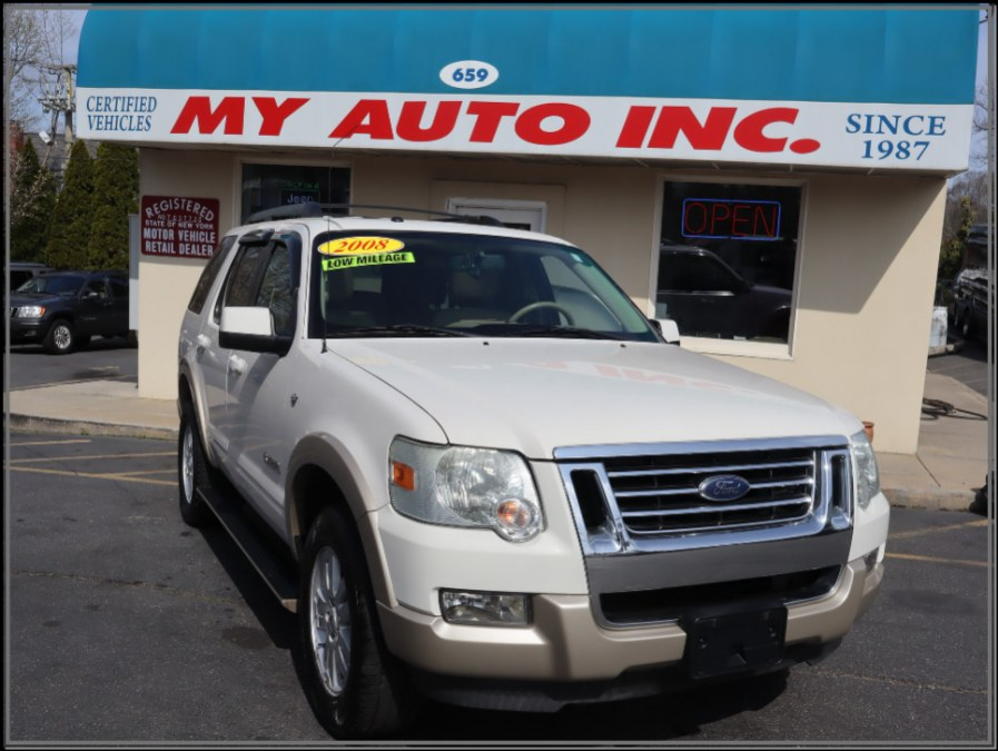 Used 2008 Ford Explorer in Huntington Station, New York | My Auto Inc.. Huntington Station, New York