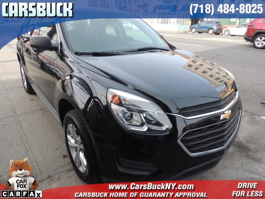 Used Chevrolet Equinox 4dr LS 2017 | Carsbuck Inc.. Brooklyn, New York
