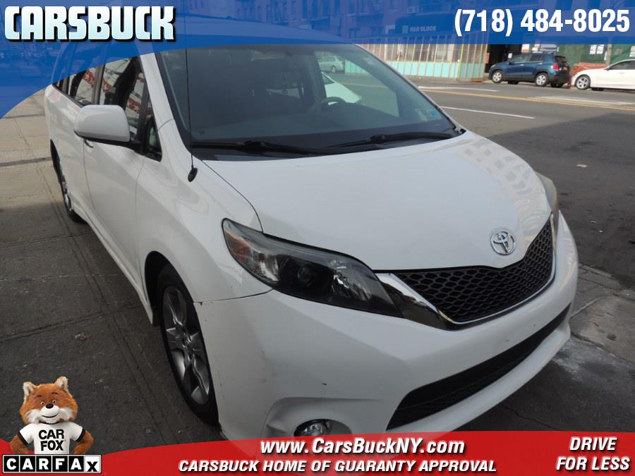 Used Toyota Sienna 5dr 8-Pass Van V6 SE FWD (Natl) 2014 | Carsbuck Inc.. Brooklyn, New York