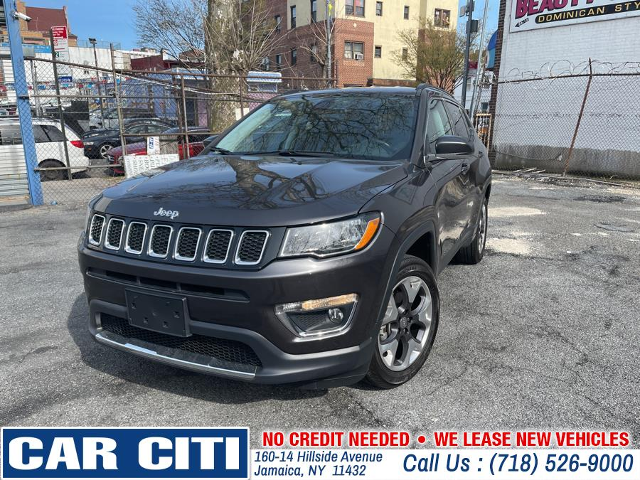 Used 2020 Jeep Compass in Jamaica, New York | Car Citi. Jamaica, New York