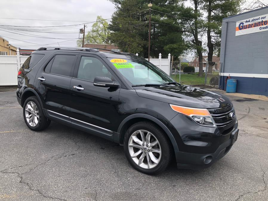 Used Ford Explorer 4WD 4dr Limited 2011   Eugen's Auto Sales & Repairs. Philadelphia, Pennsylvania