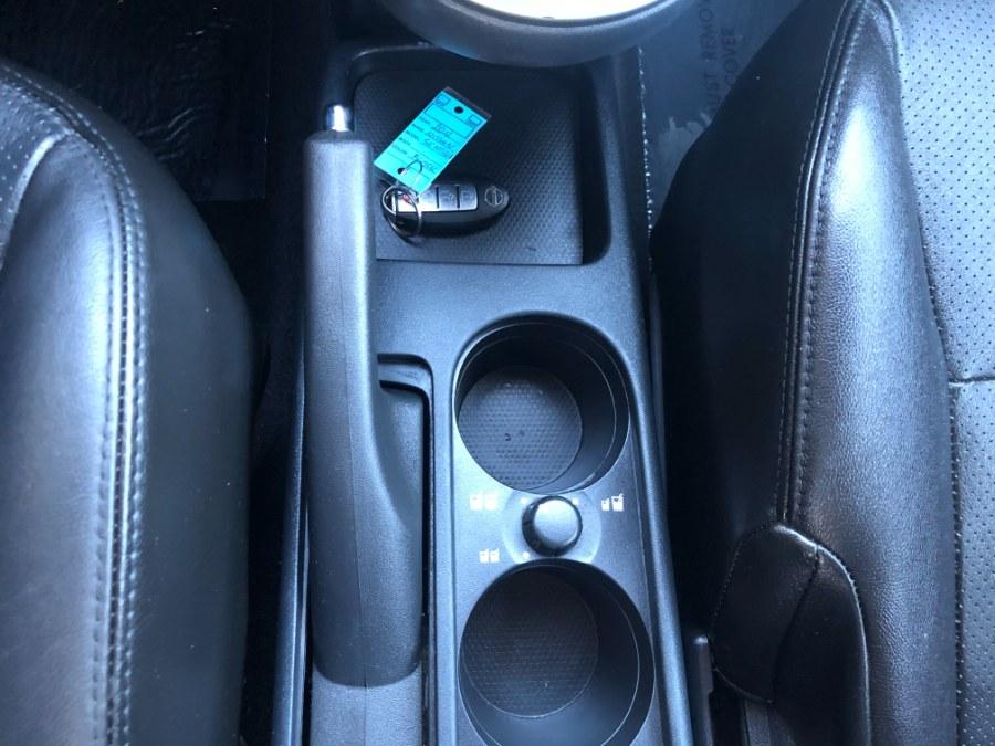 Used Nissan Sentra 4dr Sdn I4 CVT 2.0 SR 2012   Bristol Auto Center LLC. Bristol, Connecticut
