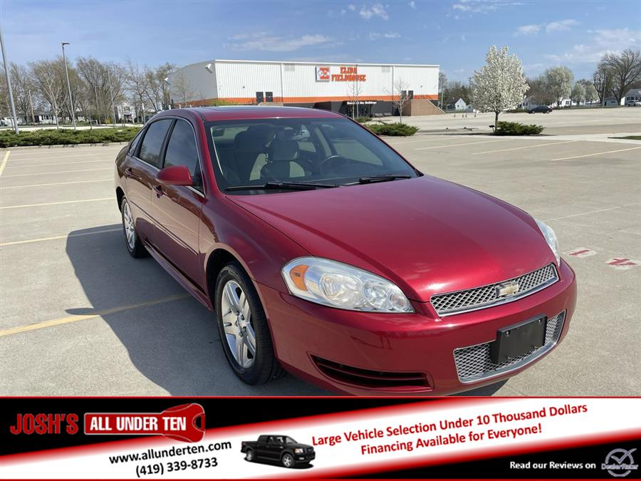 Used 2013 Chevrolet Impala in Elida, Ohio | Josh's All Under Ten LLC. Elida, Ohio