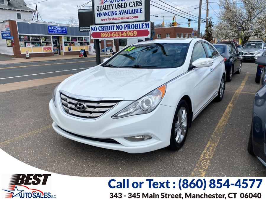 Used 2013 Hyundai Sonata in Manchester, Connecticut | Best Auto Sales LLC. Manchester, Connecticut