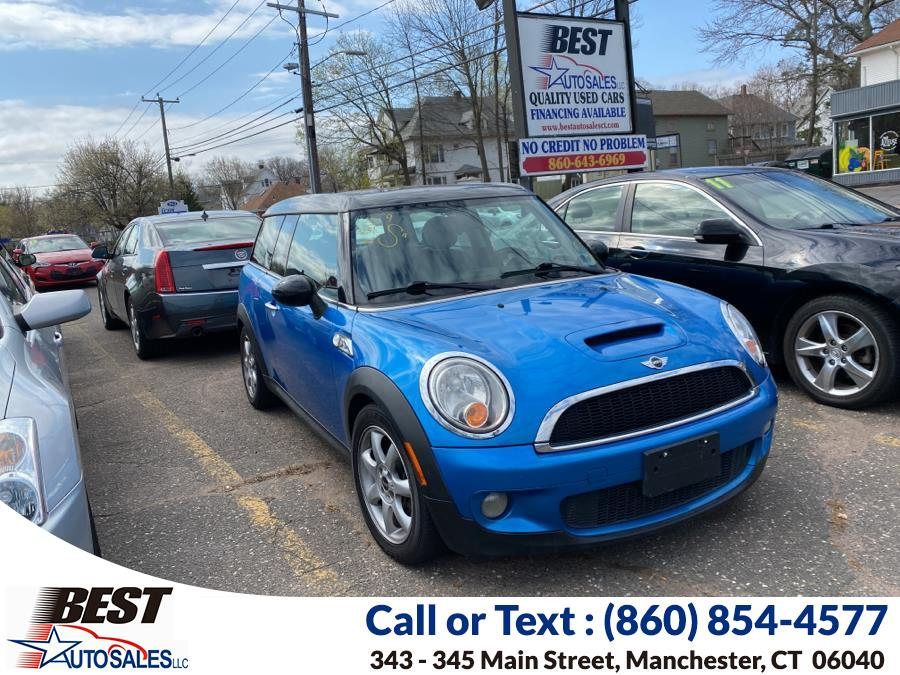Used MINI Cooper Clubman 2dr Cpe S 2010 | Best Auto Sales LLC. Manchester, Connecticut