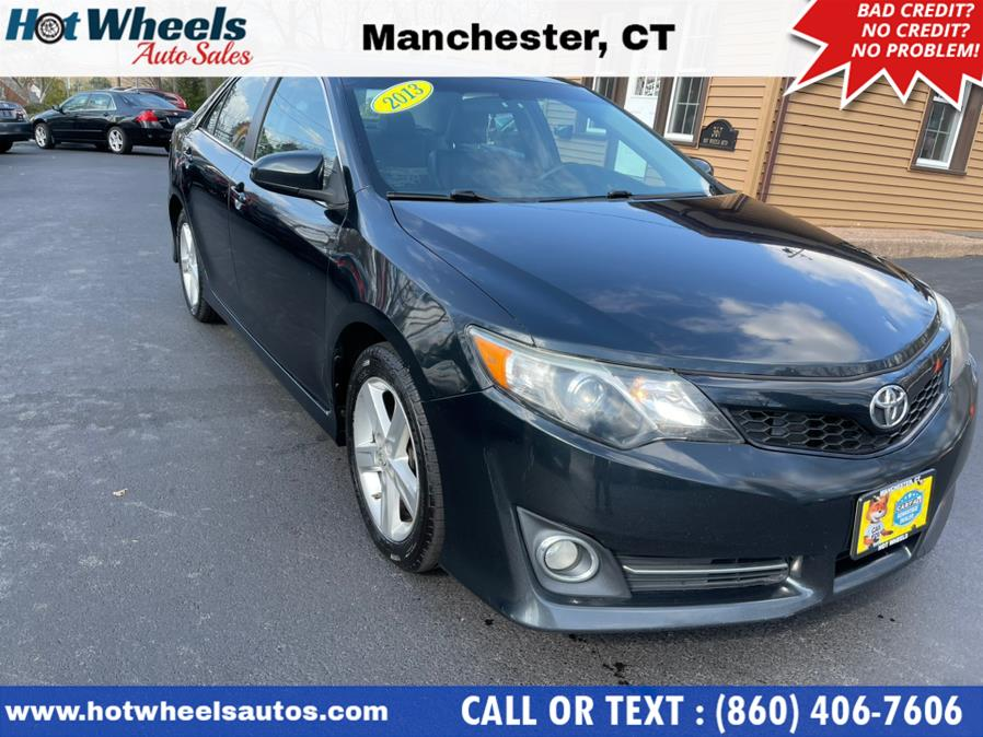 Used 2013 Toyota Camry in Manchester, Connecticut | Hot Wheels Auto Sales LLC. Manchester, Connecticut