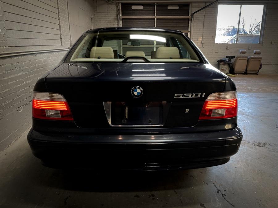 Used BMW 5 Series 530iA 4dr Sdn 5-Spd Auto 2002 | Guchon Imports. Salt Lake City, Utah