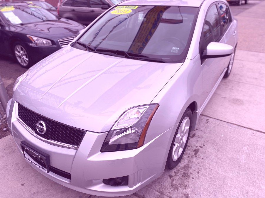 Used 2012 Nissan Sentra in Middle Village, New York | Middle Village Motors . Middle Village, New York