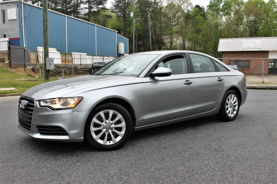 Used 2014 Audi A6 in Marietta, Georgia | HHH Auto Sales LLC. Marietta, Georgia