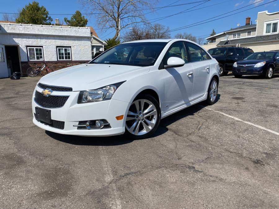 Used 2012 Chevrolet Cruze in Springfield, Massachusetts | Absolute Motors Inc. Springfield, Massachusetts