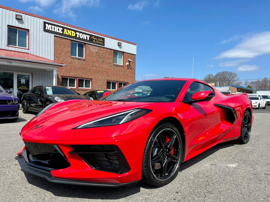 Used Chevrolet Corvette 2dr Stingray Cpe w/2LT 2021 | Mike And Tony Auto Sales, Inc. South Windsor, Connecticut