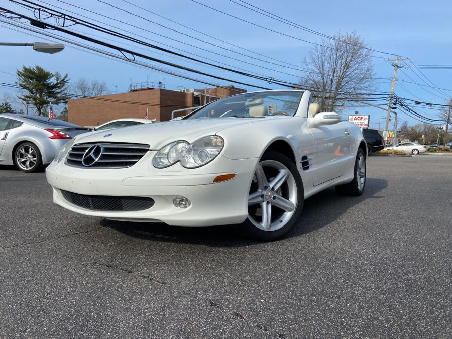 Used 2006 Mercedes-Benz SL-Class in Plainview , New York | Ace Motor Sports Inc. Plainview , New York