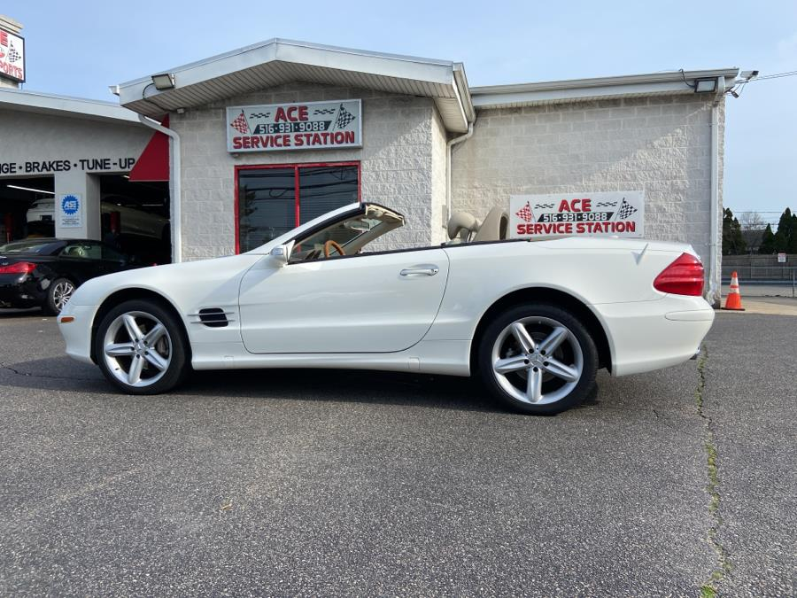 Used Mercedes-Benz SL-Class 2dr Roadster 5.0L 2006 | Ace Motor Sports Inc. Plainview , New York