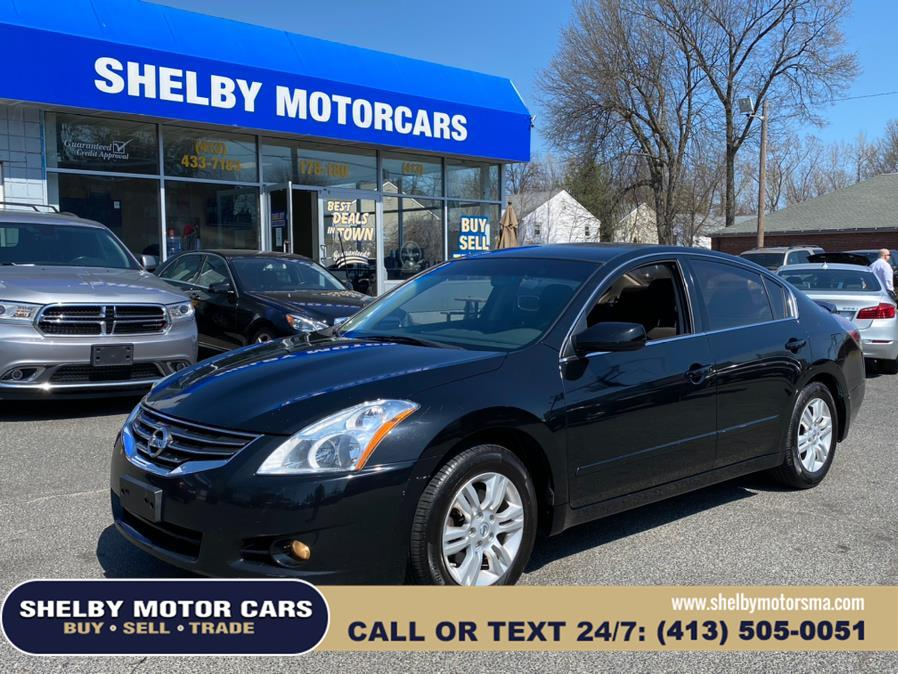 Used 2011 Nissan Altima in Springfield, Massachusetts | Shelby Motor Cars . Springfield, Massachusetts