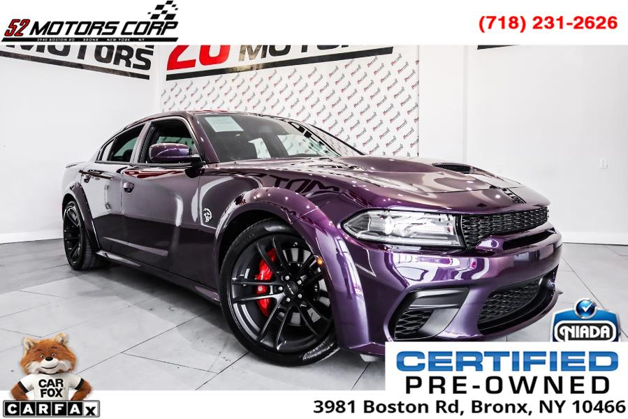 Used 2020 Dodge Charger HELLCAT in Woodside, New York | 52Motors Corp. Woodside, New York