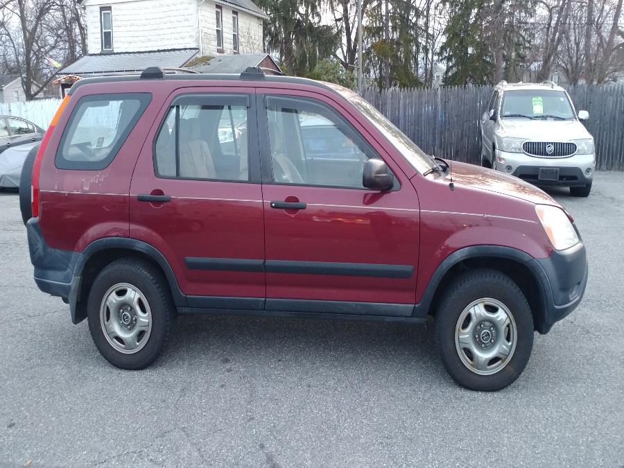 Used Honda CR-V 4WD LX Auto 2003   Matts Auto Mall LLC. Chicopee, Massachusetts