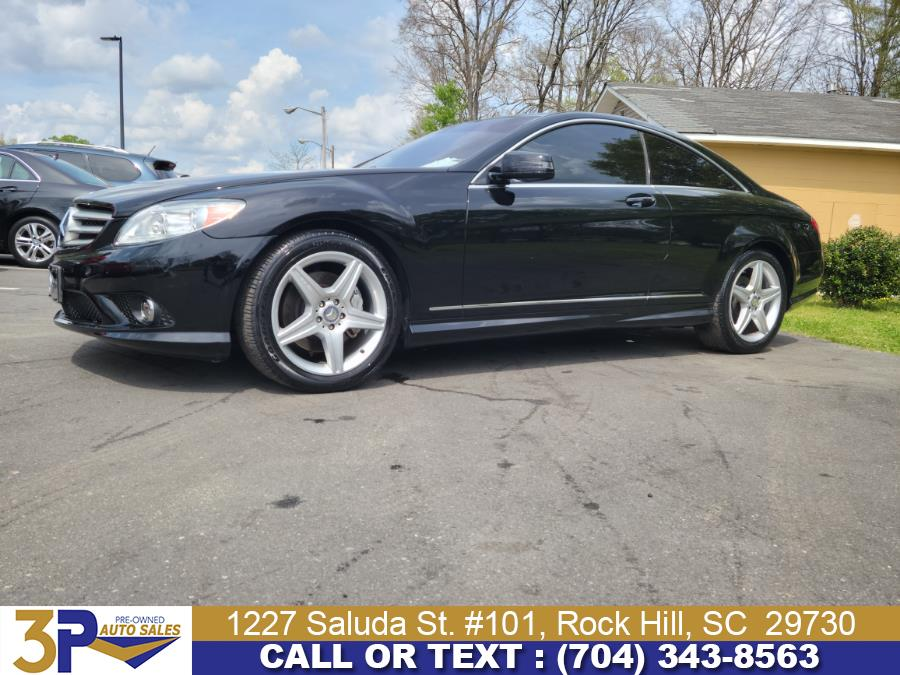 Used 2010 Mercedes-Benz CL-Class in Rock Hill, South Carolina | 3 Points Auto Sales. Rock Hill, South Carolina