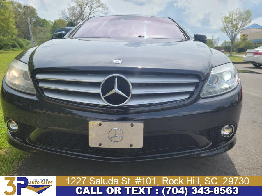 Used Mercedes-Benz CL-Class 2dr Cpe CL550 4MATIC 2010 | 3 Points Auto Sales. Rock Hill, South Carolina