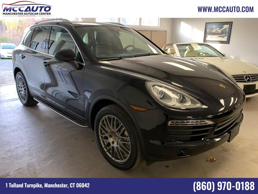 Used 2014 Porsche Cayenne in Manchester, Connecticut | Manchester Autocar Center. Manchester, Connecticut