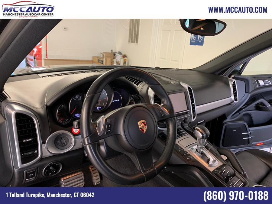 Used Porsche Cayenne AWD 4dr S 2014 | Manchester Autocar Center. Manchester, Connecticut