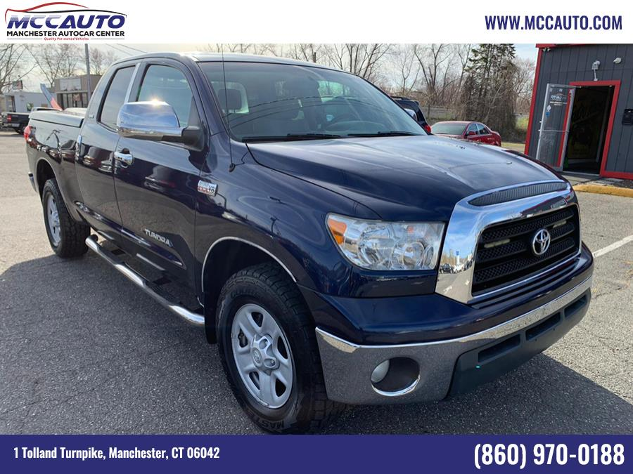 Used 2008 Toyota Tundra 4WD Truck in Manchester, Connecticut | Manchester Autocar Center. Manchester, Connecticut