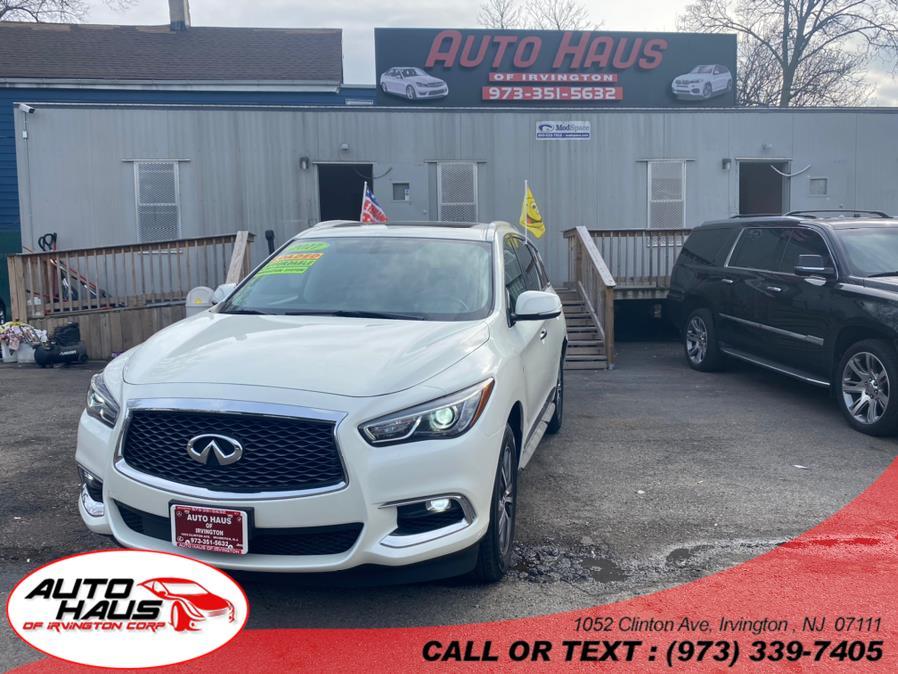 Used 2017 INFINITI QX60 in Irvington , New Jersey | Auto Haus of Irvington Corp. Irvington , New Jersey