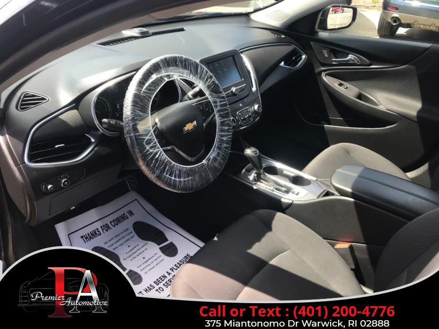 Used Chevrolet Malibu 4dr Sdn Hybrid w/1HY 2017 | Premier Automotive Sales. Warwick, Rhode Island