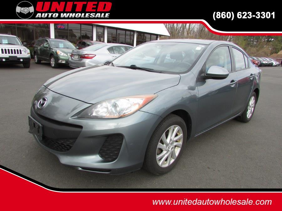 Used 2012 Mazda Mazda3 in East Windsor, Connecticut | United Auto Sales of E Windsor, Inc. East Windsor, Connecticut